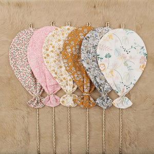 Double Side Printed Fabric Balloon Wall Hanging Decoration