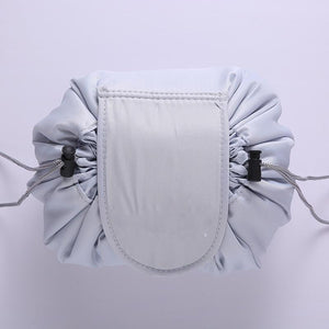 Drawstring Cosmetic Bag Travel Organizer-TrendyVibes.CO