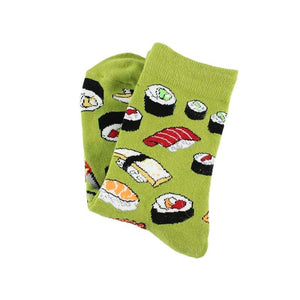 Fun And Colorful Statement Socks - Fun And Colorful Statement Socks