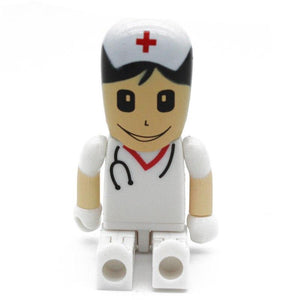 Hospital Medical Staff Flash Drive-TrendyVibes.CO