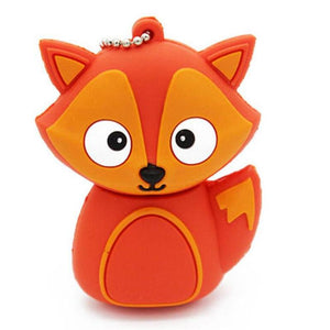 Unique Cartoon Animal Flash Drive-TrendyVibes.CO