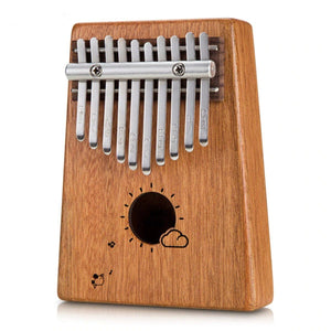 Portable Wooden Instrument Finger Piano Kalimba