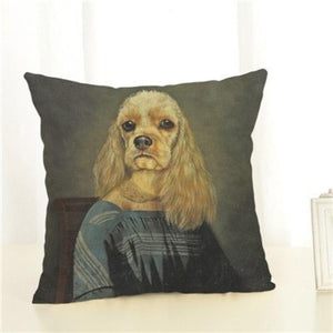 Home Improvement Decorative Classical Cats And Dogs Pillow Cases - Decorative Classical Cats And Dogs Pillow Cases