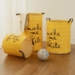 Light and Foldable Laundry and Toy Basket-TrendyVibes.CO