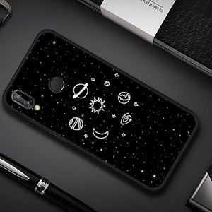 Space Exploration TPU Case for Huawei-TrendyVibes.CO