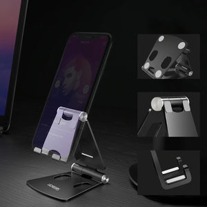 Portable and Foldable Mini Mobile Phone Stand