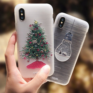 Holiday Galore TPU iPhone Bumper Case-TrendyVibes.CO
