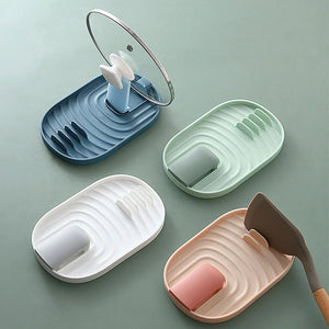 Multifunction Pot Lid Holder Rack Organizer