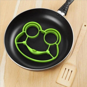 Kitchenware 3D Silicone Animal Egg And Pancake Mold - 3D Silicone Animal Egg And Pancake Mold