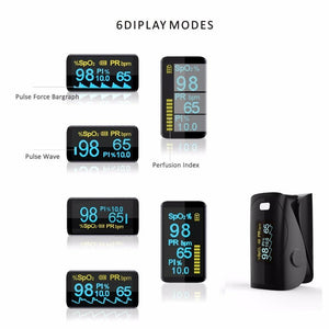 LED Display Easy To Use Pulse Oximeter - LED Display Easy To Use Pulse Oximeter