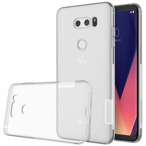 Ultra Thin Transparent Case For LG V30-TrendyVibes.CO