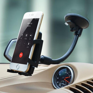 Long Arm Cellphone Holder Car Mount-TrendyVibes.CO