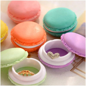 Lovely Mini Macarons Jewelry Organizer - Lovely Mini Macarons Jewelry Organizer