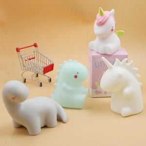 Luminous Pegasus Unicorn Flashing Lamp Toy-TrendyVibes.CO