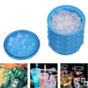 Magic Space Saving Ice Cube Maker-TrendyVibes.CO