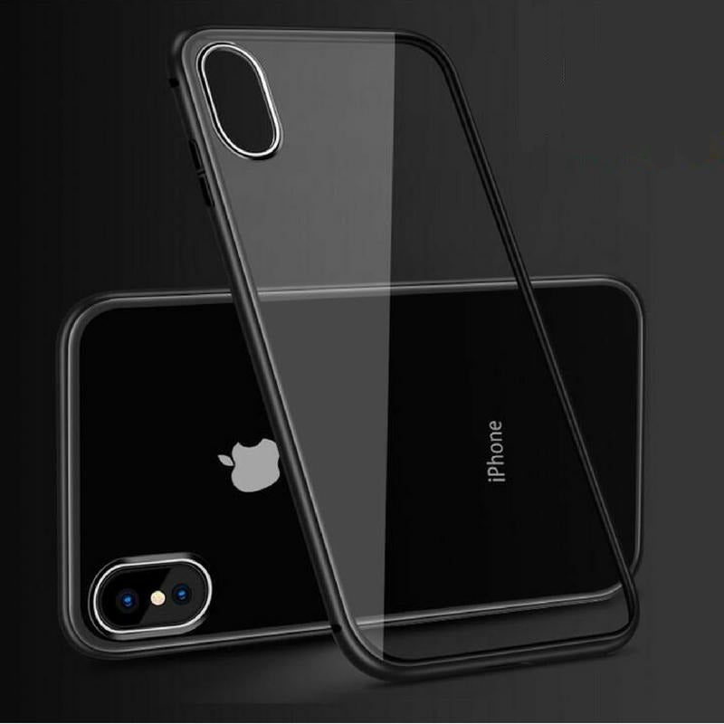 the latest 29a38 1e700 Magnetic iPhone Case Full Protection Adsorption Magnetic Phone Case-iPhone  X Case/iPhone 8 Case/ iPhone 8 Plus Case/iPhone 7 Plus Case/ iPhone 7 Case,