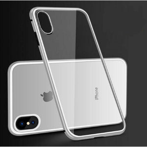 Magnetic iPhone Case Full Protection Adsorption Magnetic Phone Case-iPhone X Case/iPhone 8 Case/ iPhone 8 Plus Case/iPhone 7 Plus Case/ iPhone 7 Case,-TrendyVibes.CO