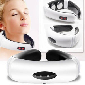 Massage Portable Electric Back And Neck Massager - Portable Electric Back And Neck Massager