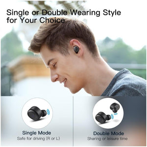 Mini Bluetooth Wireless Earphones - Mini Bluetooth Wireless Earphones