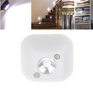 Mini Wireless LED Sensor Night Light Lamp - Mini Wireless LED Sensor Night Light Lamp