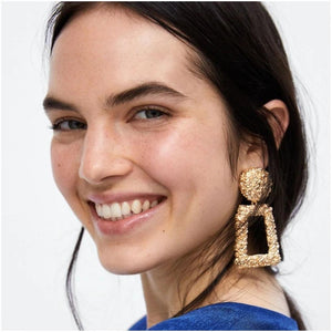 Modern Fashion Dangling Earrings - Modern Fashion Dangling Earrings