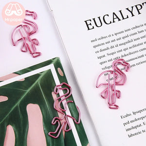 Cute Shaped Paper Clips for Journals and Scrapbooks