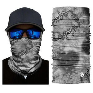 Multi-Purpose Simple Camouflage Face Shield Neck Gaiter - Multi-Purpose Simple Camouflage Face Shield Neck Gaiter