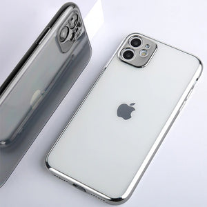 Slim and Sleek Silicone Case for iPhone