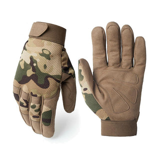 Anti-skid Motorcycle and Bicycle Tactical Gloves-TrendyVibes.CO