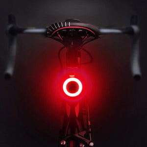 Outdoor Activities Rechargeable Bright Bicycle Rear Light - Rechargeable Bright Bicycle Rear Light