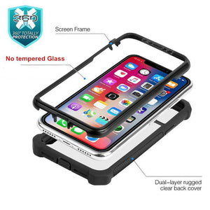 Phone Accessories Heavy Duty 360 Degree Phone Protection Case For IPhone - Heavy Duty 360 Degree Phone Protection Case For IPhone