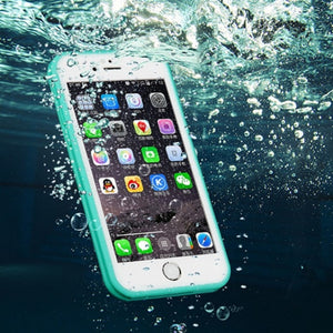 Phone Case Full Phone Waterproof Case For Swimming And Diving - Full Phone Waterproof Case For Swimming And Diving For IPhone
