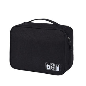 Portable Digital USB Gadget Travel Organizer-TrendyVibes.CO