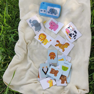 Cognitive Card Set Educational Toys for Kids