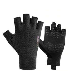 Sporty Half Finger Bicycle Gloves
