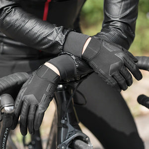 Breathable Anti-Slip Full Finger Cycling Gloves