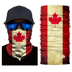 Seamless And Quick-dry World Flags Face Mask Neck Gaiter - Seamless And Quick-dry World Flags Face Mask Neck Gaiter