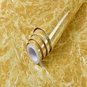 Self Adhesive Water Proof Marble Vinyl Wallpaper Decoration - Self Adhesive Water Proof Marble Vinyl Wallpaper Decoration