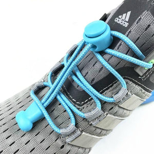 Elastic Lock Sneakers Shoelaces-TrendyVibes.CO