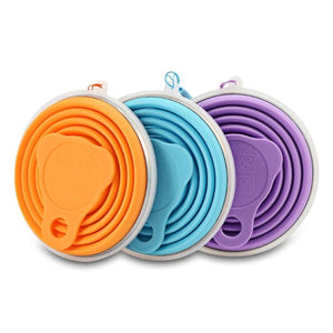 Silicone Folding Cover Lid-TrendyVibes.CO