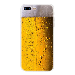 Ice Cold Beer iPhone Case-TrendyVibes.CO