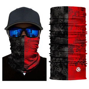 Simple Seamless Outdoor Mask Neck Gaiter - Simple Seamless Outdoor Mask Neck Gaiter