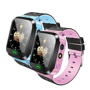 Multi-function Watch for Kids with Flashlight-TrendyVibes.CO
