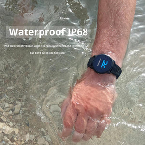 Smartwatch Sports And Fitness Waterproof Smartwatch - Sports And Fitness Waterproof Smartwatch