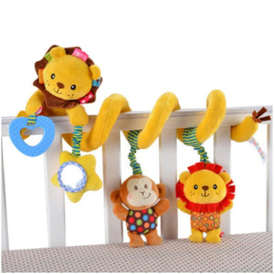 Soft Plush Animals Stroller And Crib Accessories - Soft Plush Animals Stroller And Crib Accessories
