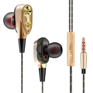 Sound Master In Ear Earphones-TrendyVibes.CO