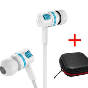 Sound Master Super Bass Earphones with Case-TrendyVibes.CO