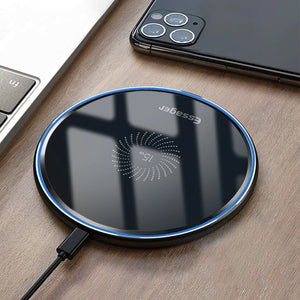 Fast and Wireless Charging Pad