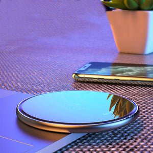 Convenient and Practical Wireless Charging Pad