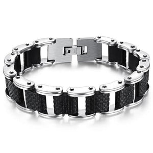 Stainless Steel Chain Link For Men-TrendyVibes.CO